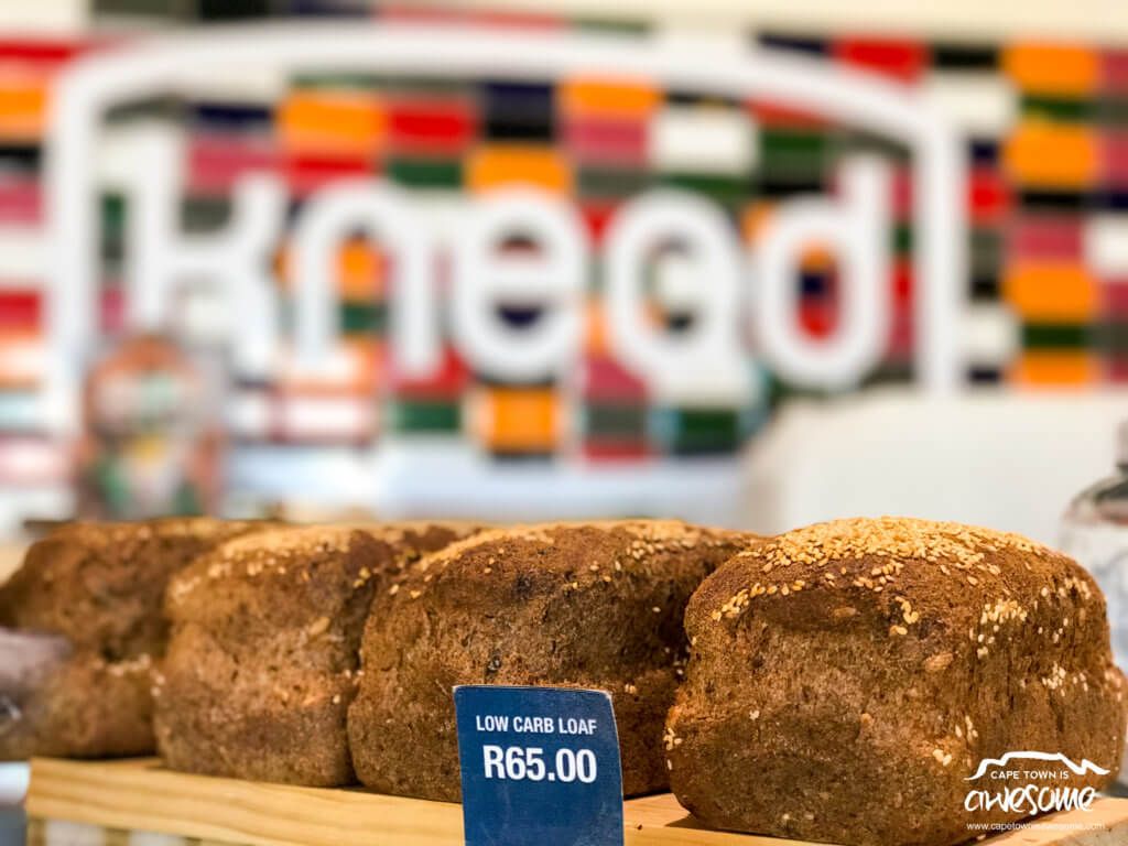 Knead has an Awesome selection of Freshly Baked, Homestyle Made Breads!