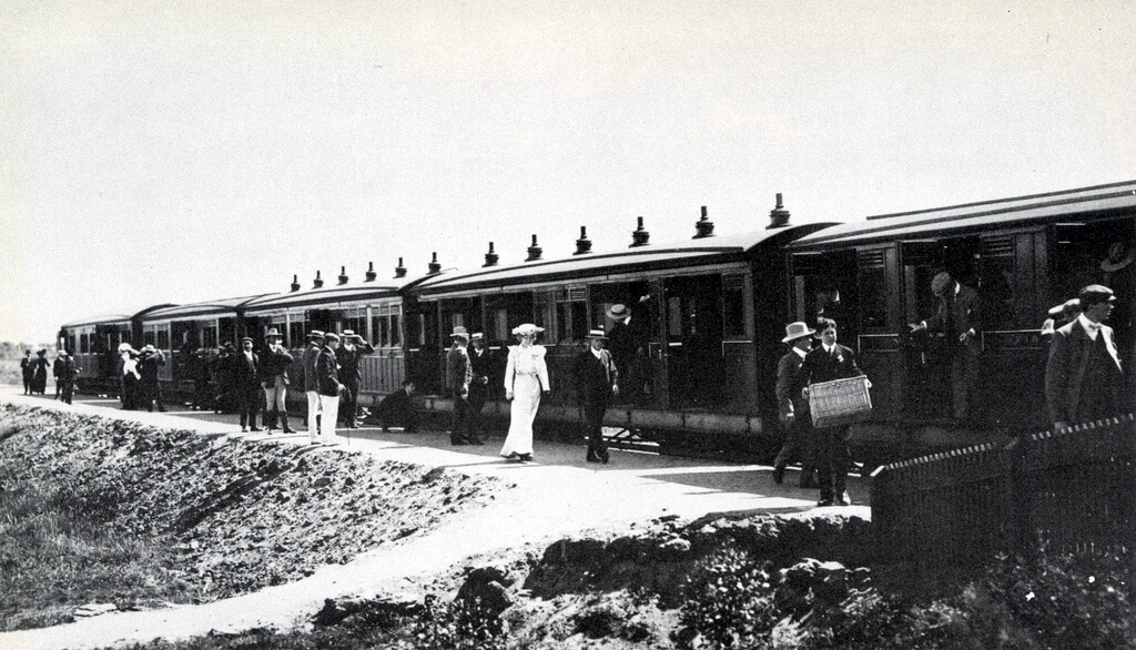 The old carriage