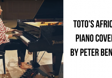 Incredible Piano Cover of Toto's Africa