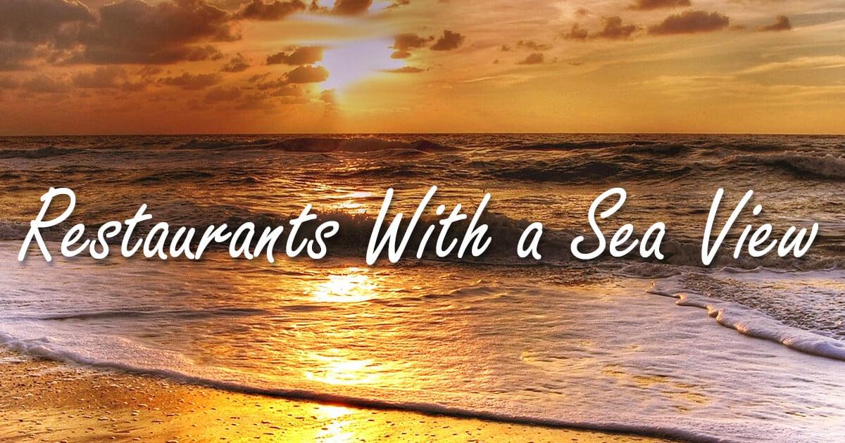 5 Of Cape Town's Best Beach Front Restaurants