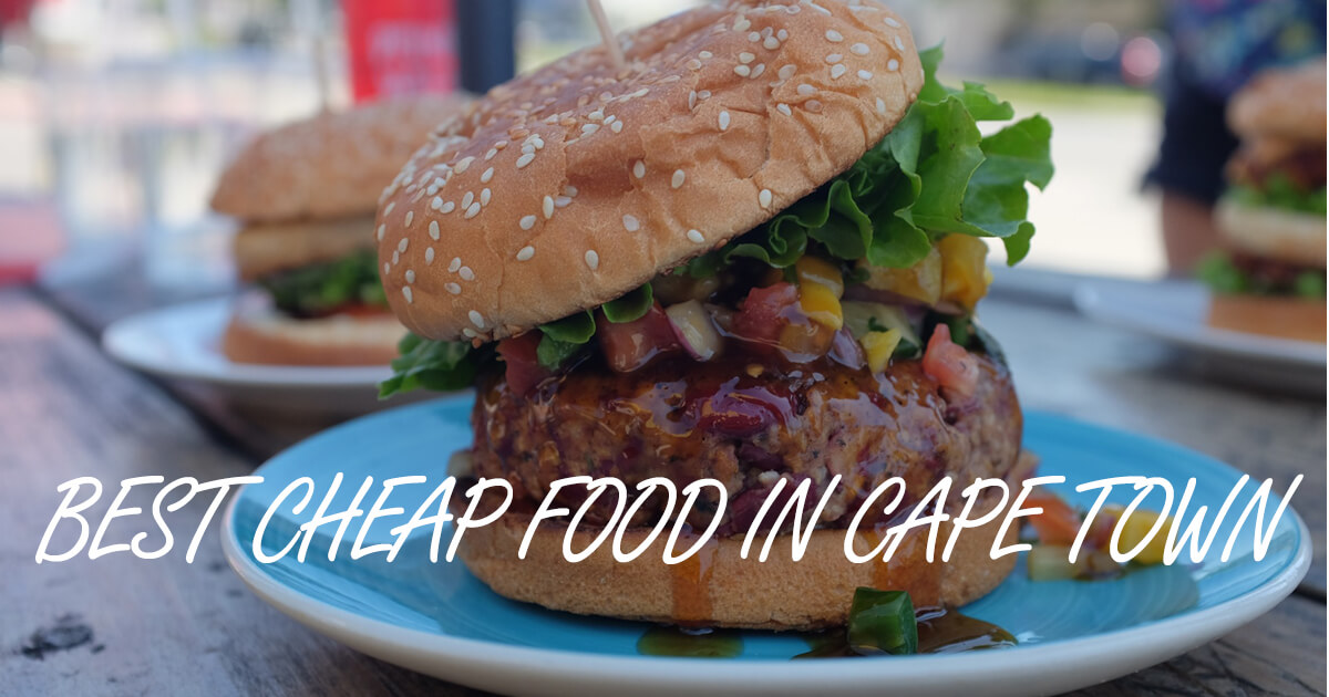 Where To Get The Best Cheap Munchies In Cape Town