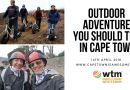 Outdoor adventure you should try in Cape Town