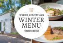 New Winter Menu at The Bistro, Klein Constantia