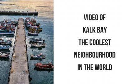 Video of Kalk Bay – The Coolest Neighbourhood in the World