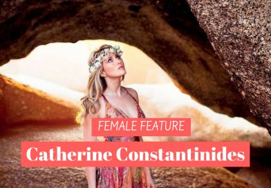 Meet the wonderful Catherine Constantinides