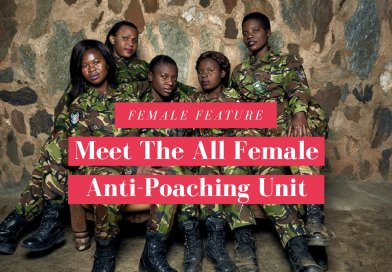 Meet The All Female Anti-Poaching Unit