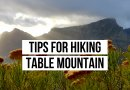 Tips for hiking Table Mountain