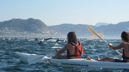 Kayak Cape Town Guided Tours